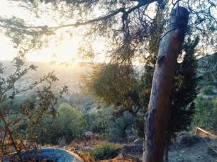 View from Hosh Yasmin